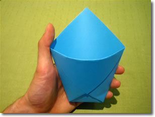 How To Make Gift Bags In 30 Seconds Cute Origami