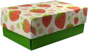 Easy Origami Gift Box Instructions With Lid