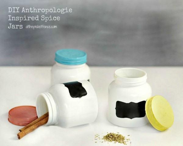 16 Creative Ways To Upcycle Baby Food Jars