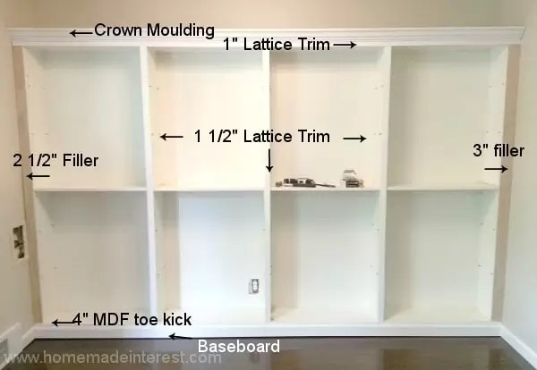 Billy To Built Ins Ikea Hack Home Made Interest