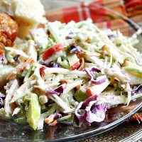 AD: Trunk Tailgate Party and Fall Coleslaw