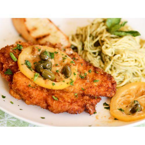 Medium Crop Of What To Serve With Chicken Piccata