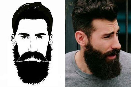 Homem No Espelho - Estilos de barbas5