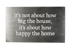 How Happy the Home