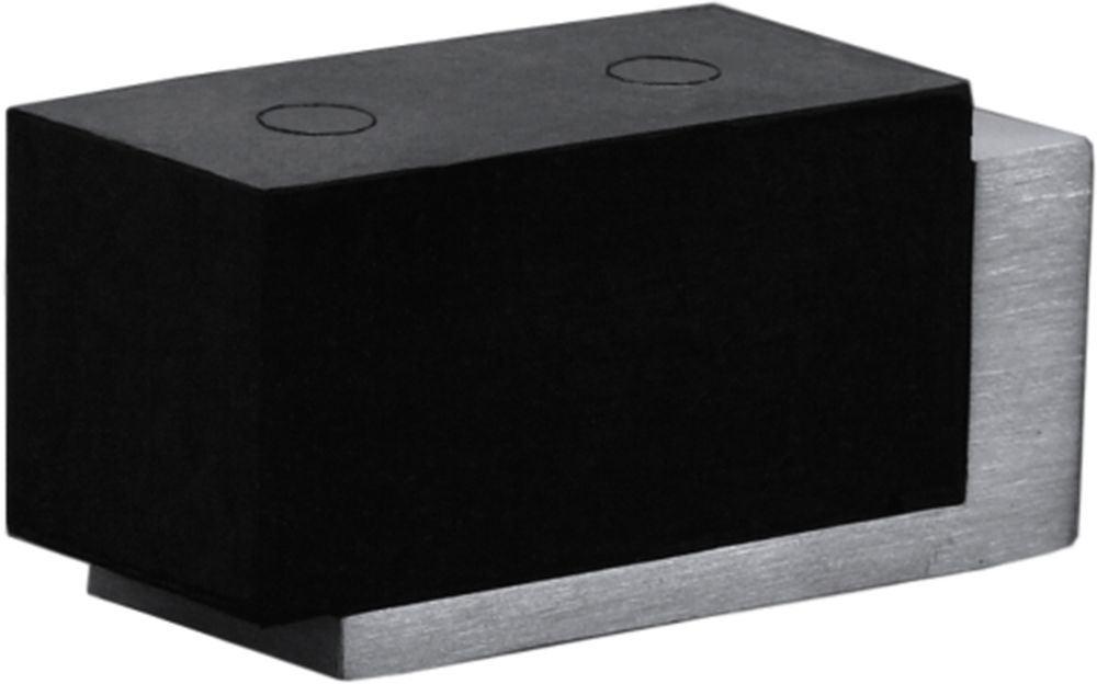 Frost Design A5002BS Door Stop In Brushed/black