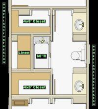 8 x 14 bathroom layout - 28 images - home master bathroom ...