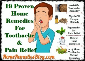 19 Proven Home Remedies for Toothache (Fast Pain Relief)