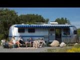 Stylish Airstream Trailer