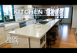 Nautical-Inspired Kitchen