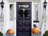 Four Spooky Halloween Decorating Ideas for Your Front Door