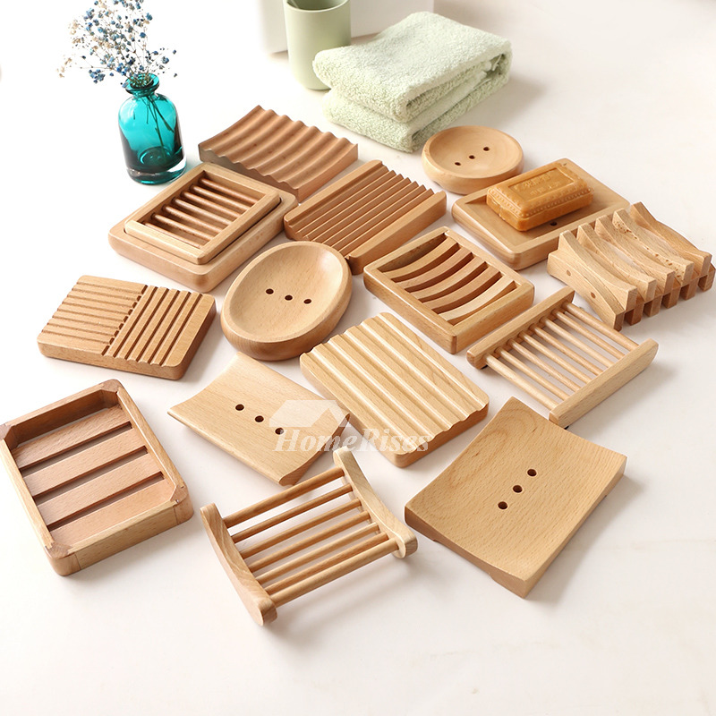 3d Shelves Wallpaper Mus Simple Japanese Style Wooden Soap Dish No 11 15