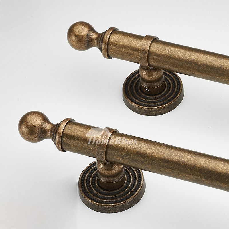 Antique Brass Door Handles