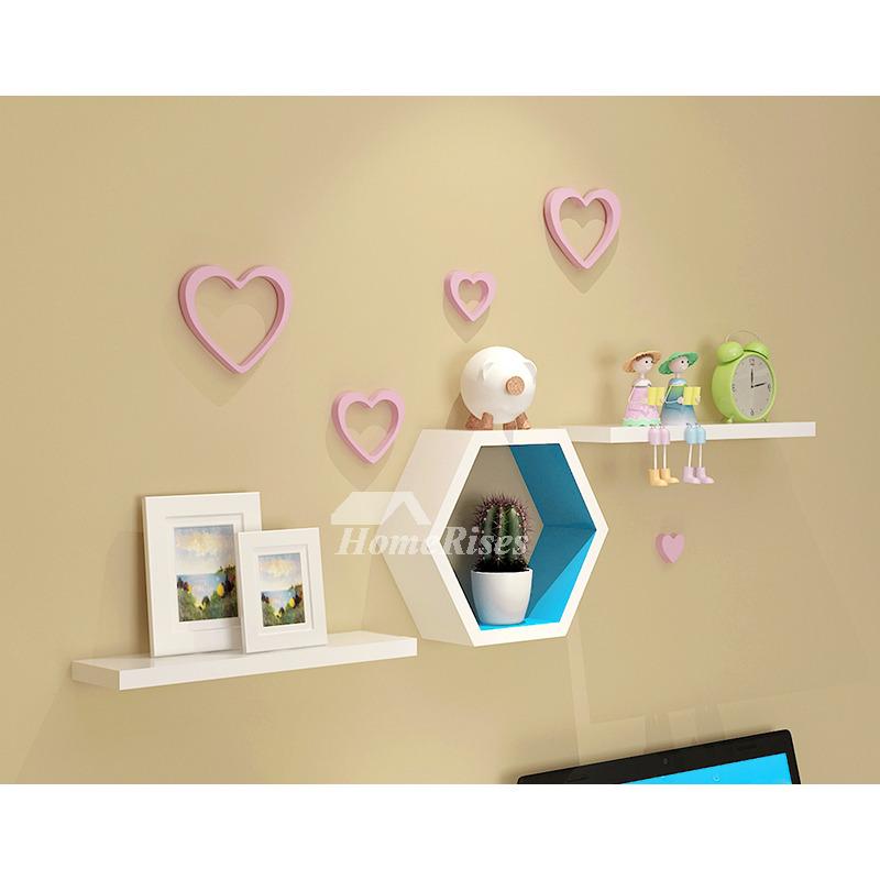 Fantastic Decorative Wall Mounted Shelves Photo