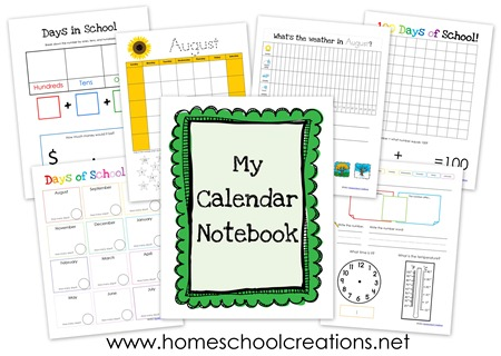 Our Calendar and Morning Board Routine (and FREE Printables)