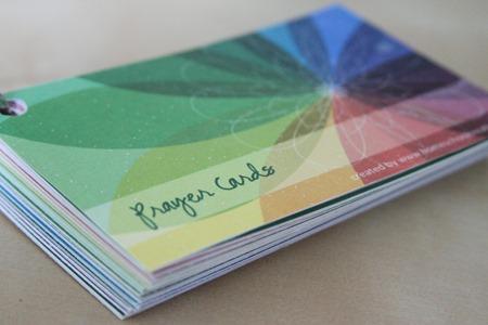 Printable Prayer Cards - FREE Download - prayer card template free