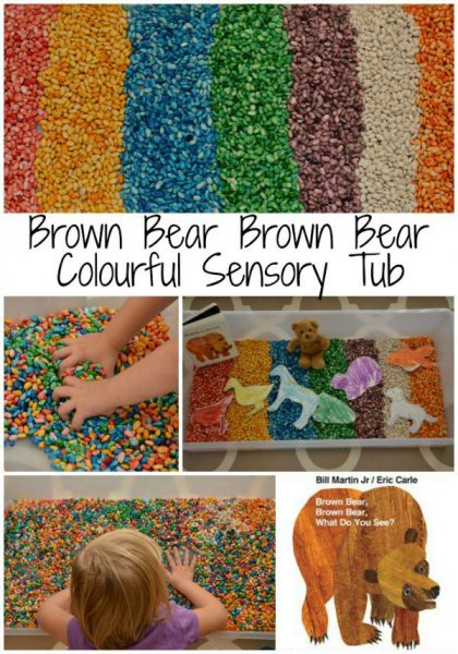 FREE Printable Templates Of All Characters In Brown Bear, Brown