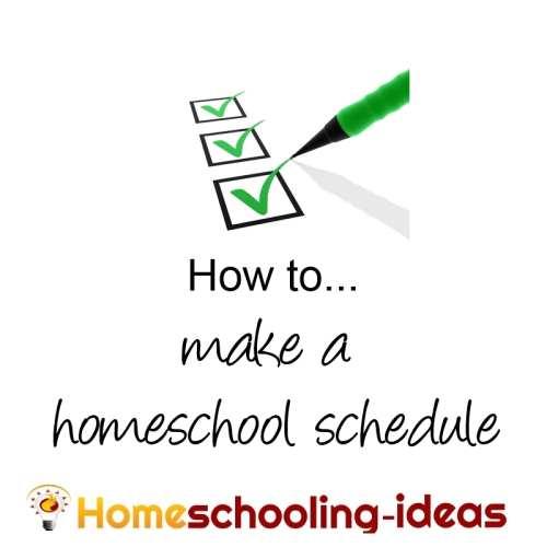 make weekly schedule online - making schedules online