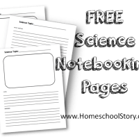 Free Notebooking Pages