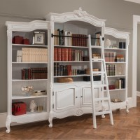 How To Style A Bookcase - newlibrarygood.com