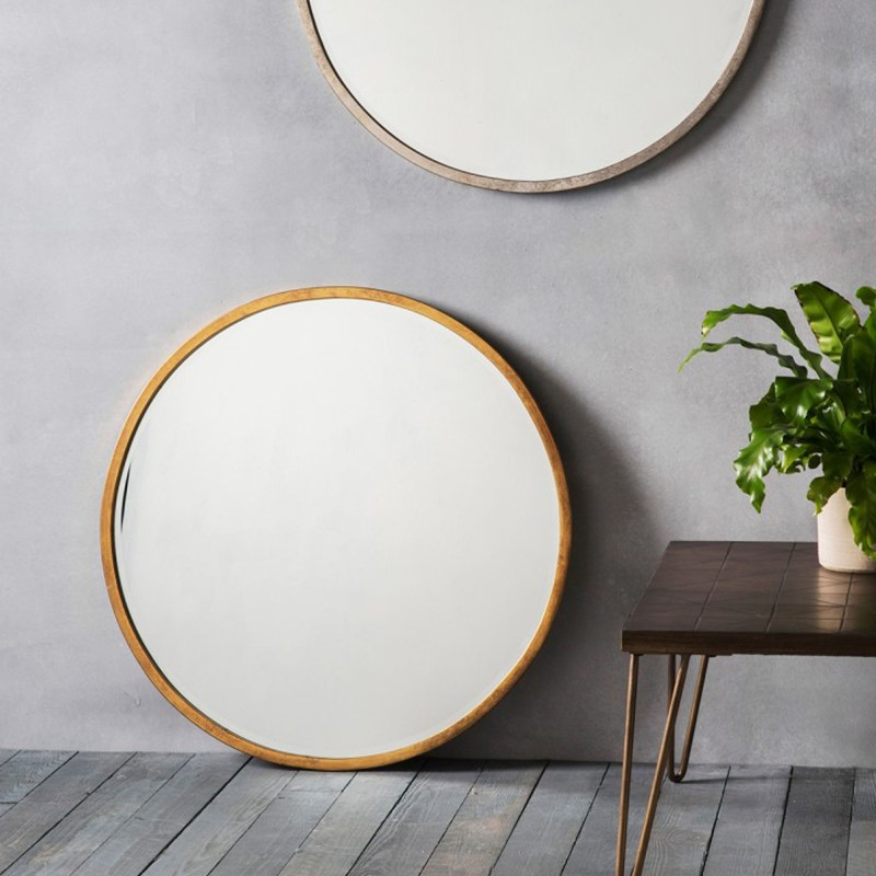 Large Of Round Wall Mirror