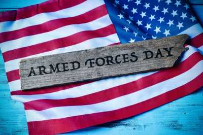Celebrating Armed Forces Day 2018 - Homes for Heroes®