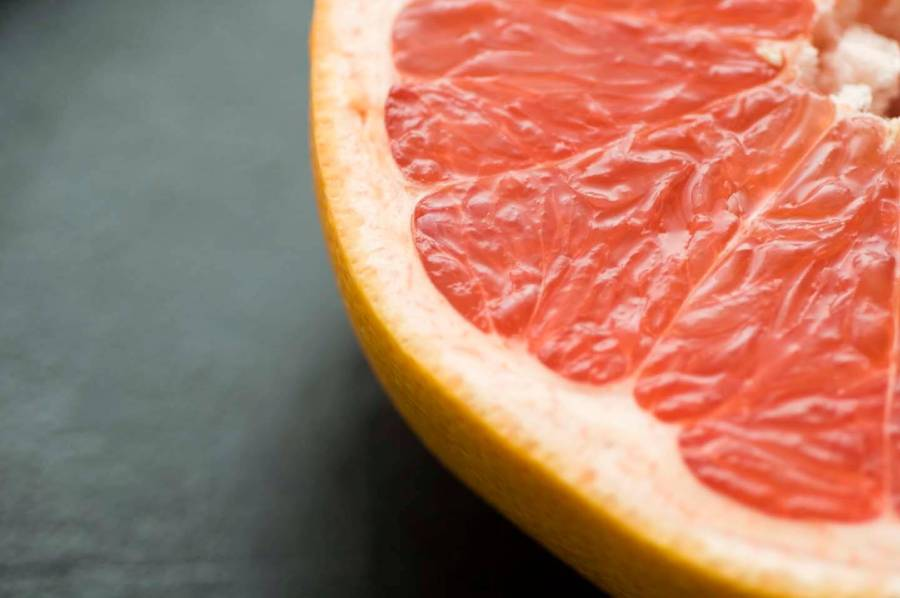 Grapefruit topped with burnt brown sugar | Homesick Texan
