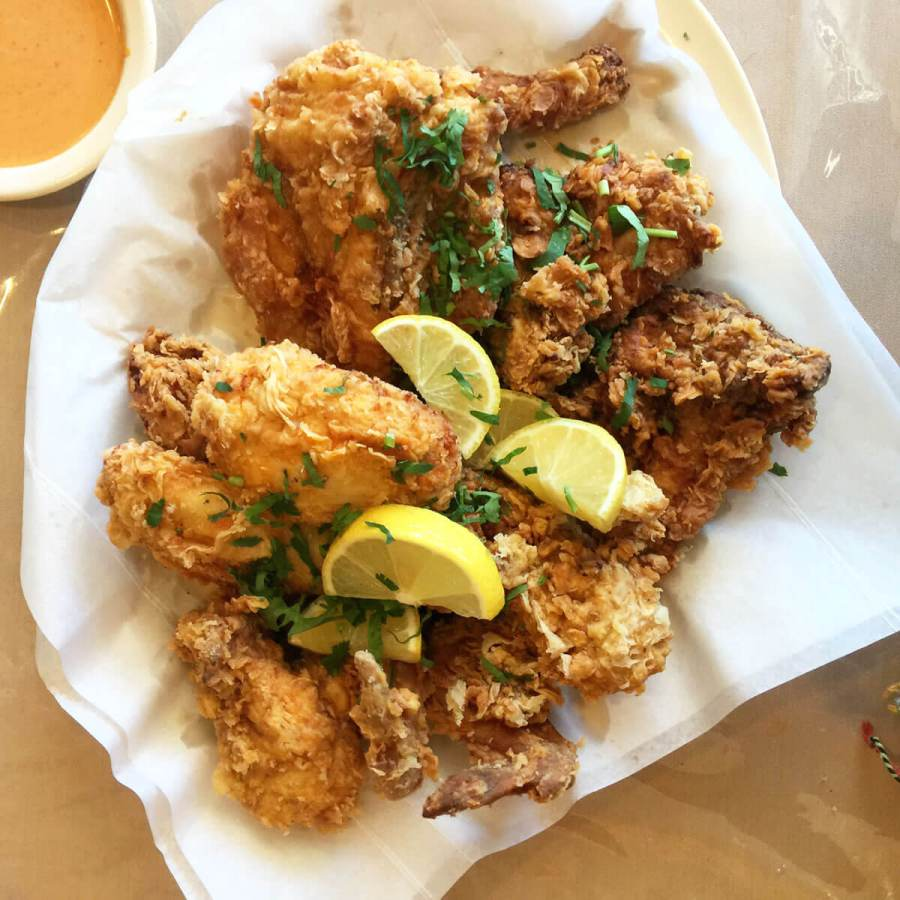 Spicy fried chicken from Himalaya | Homesick Texan