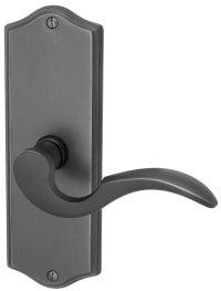"""Emtek Colonial 7-1/8"""" Brass Door Handle-Plate - Shop ..."""