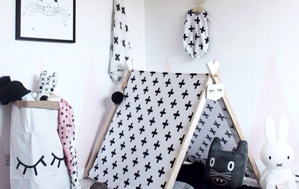 Teepees + Tents
