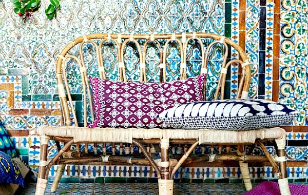 Home Trends: Bohemian Home Lines