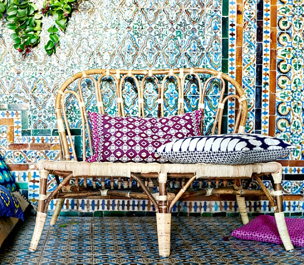 home trends bohemian home ikea jassa collection1