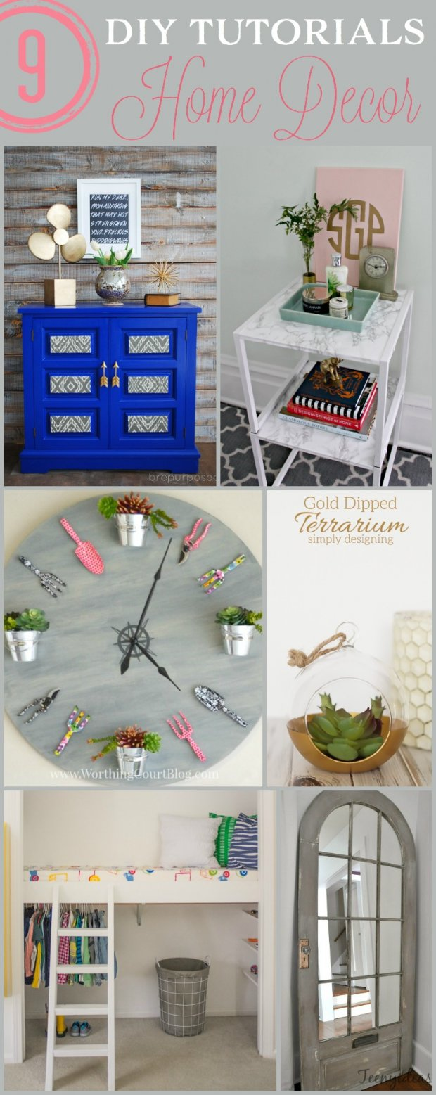 Sterling Diy Home Decor Diy Home Decor Projects Home Stories A To Z Home Decor Tutorials home decor Home Decor Tutorials