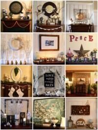 Decorating Ideas For Fireplace Mantel | DECORATING IDEAS