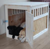 21 Stylish Dog Crates