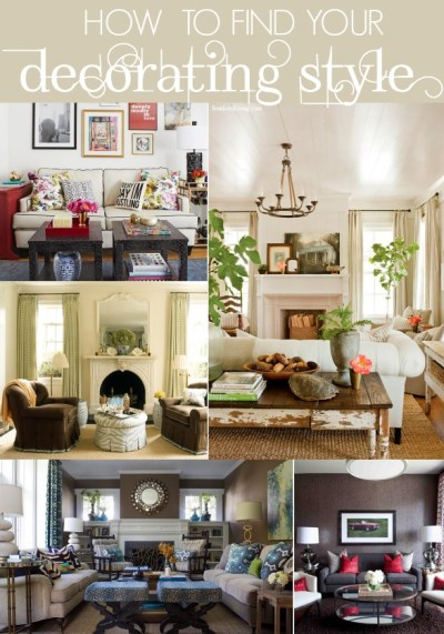 How to Decorate Series: Finding Your Decorating Style - Home Stories A to Z