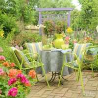 20 Amazing Backyard Living Outdoor Spaces