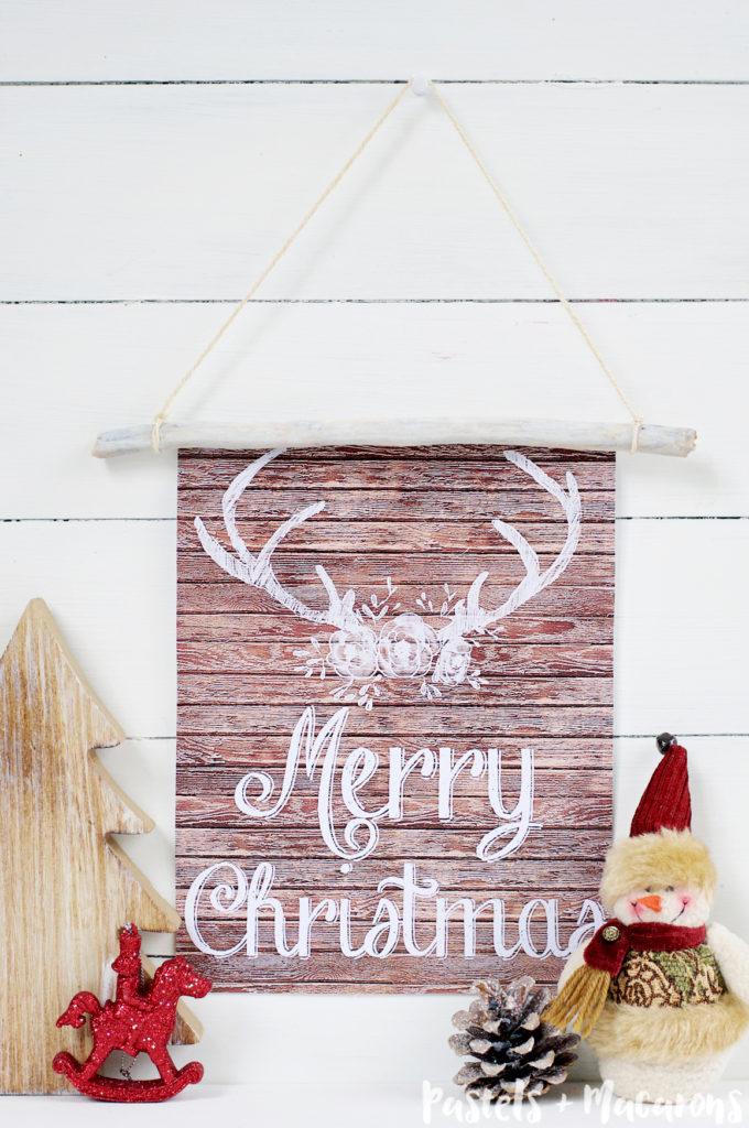 Free Christmas Printables - watermark christmas