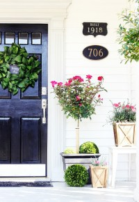 20 Beautiful Spring Porch and Patio Ideas