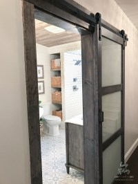 Barn Doors For Bathrooms - Bestsciaticatreatments.com