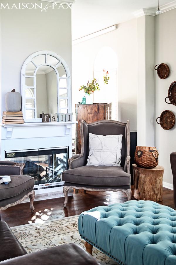 35+ Fall Living Room Decorating Ideas