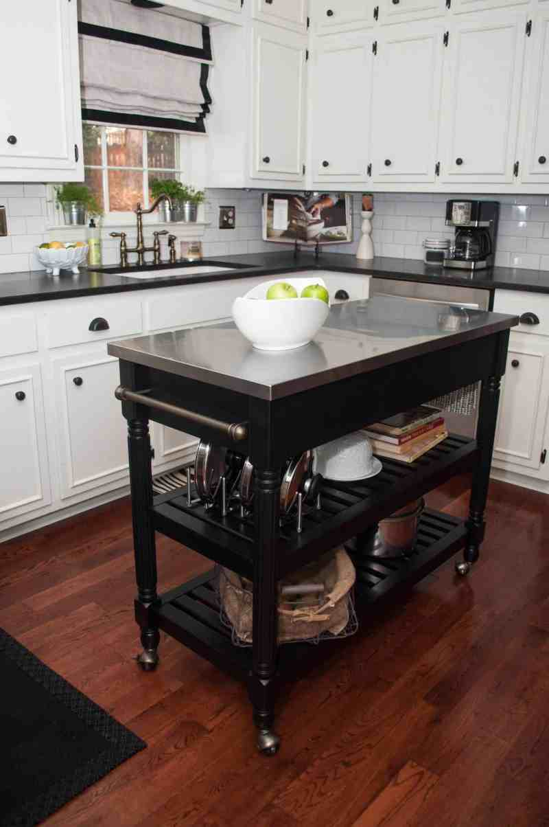 Large Of Country Kitchen Island Ideas