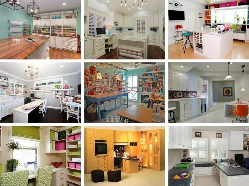 23 Craft Room Design Ideas (Creative Rooms) - design ideas