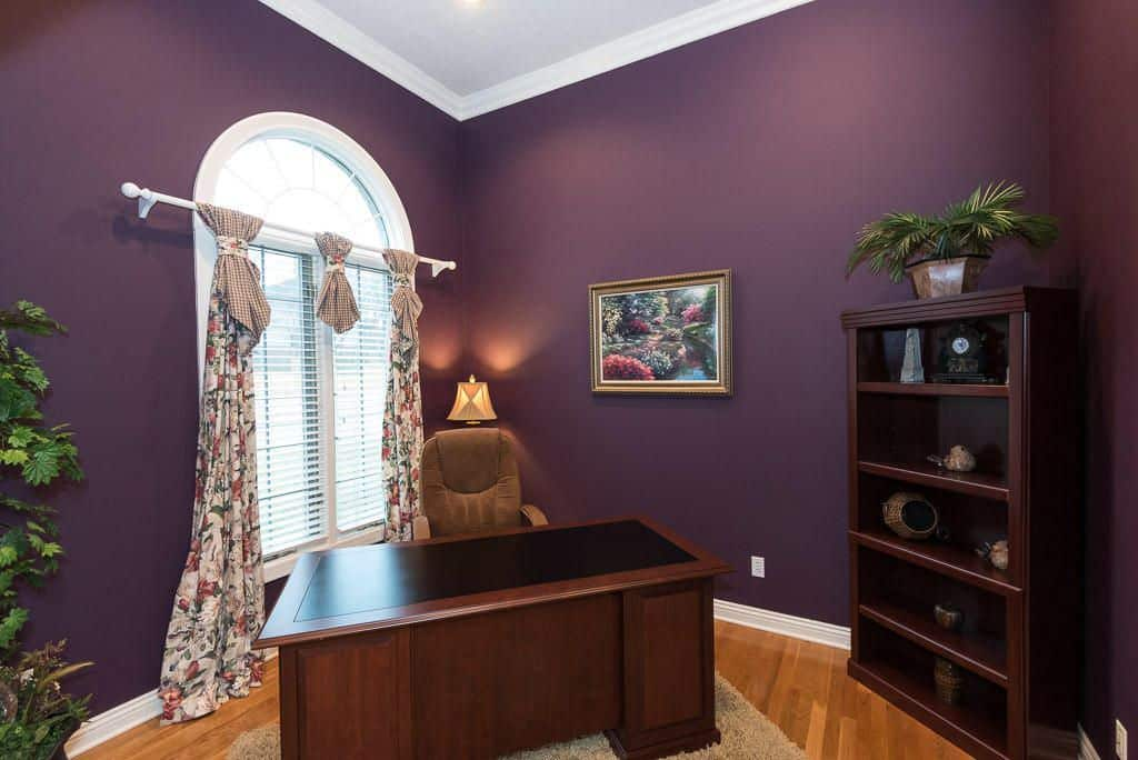 20 Purple Home Office Ideas for 2018