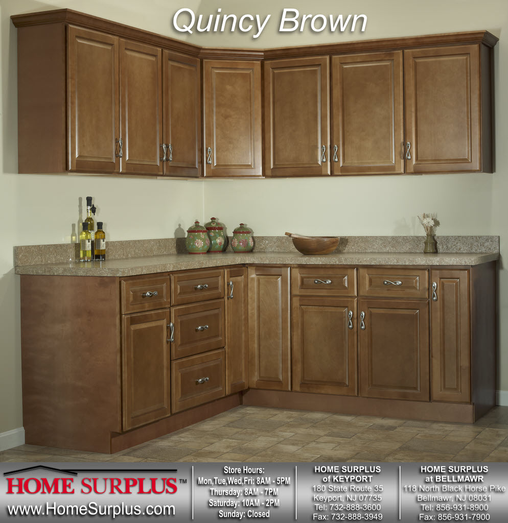 merchant brown kitchen cabinets Quincy Brown Cabinets Quincy Brown Kitchen Cabinets
