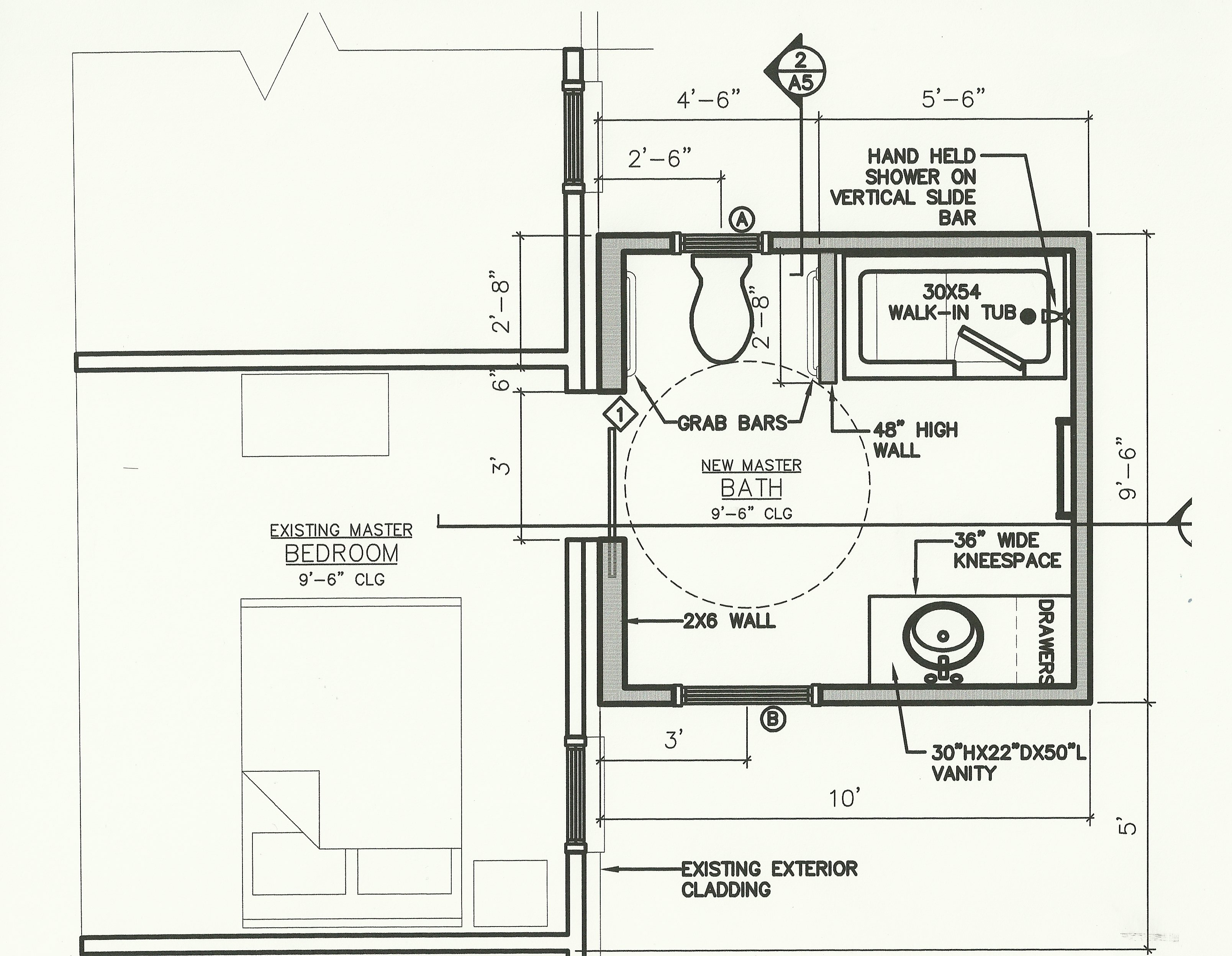 Ada bathroom floor plans residential trend home design