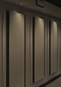 Acoustic Wall Panels - Home Theater Noise Control