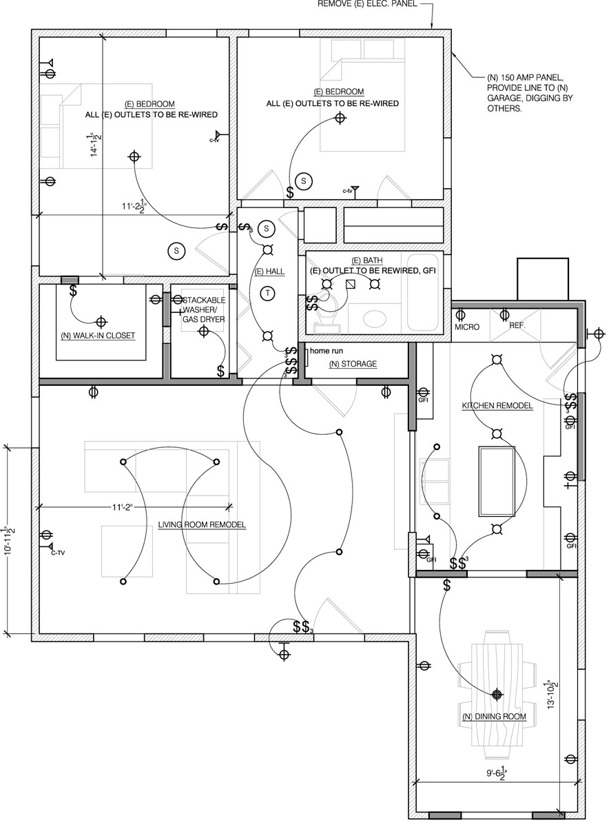 home theater system wiring