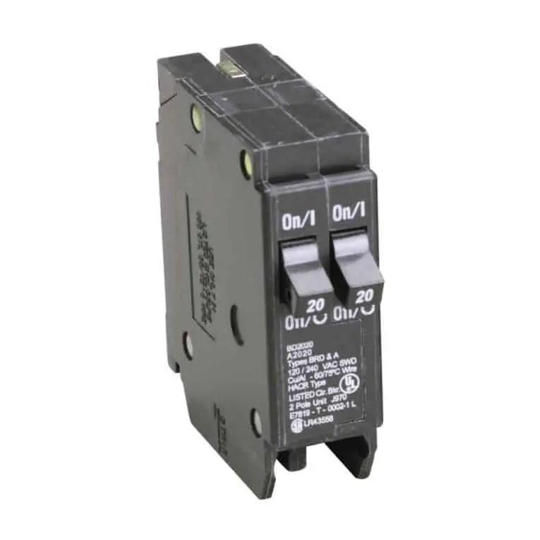 Single Pole Rv Fuse Box Wiring Schematic Diagram