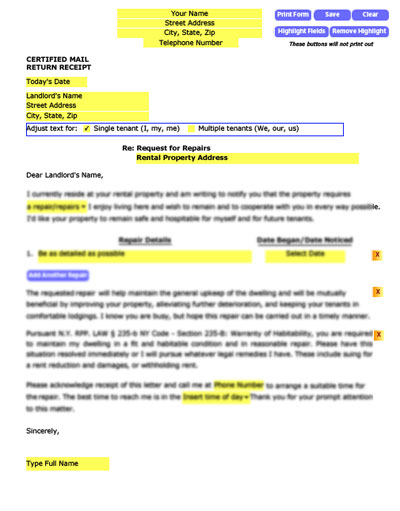 Letter to Landlord To Extend Your Lease - HomeTitan - Help For - Letter To Landlord
