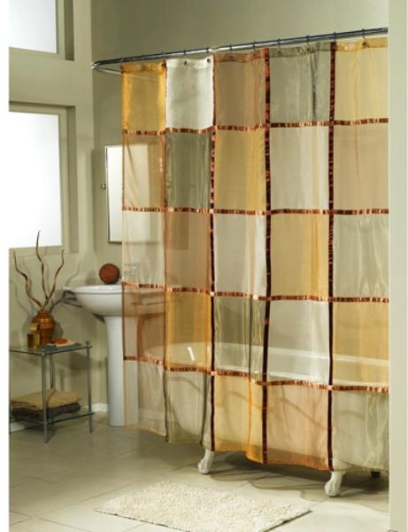 Designer Shower Curtains: 7 Most Stylish